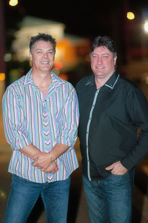 Jason Smith and Mark Thompson (Take Note), Auckland, New Zealand