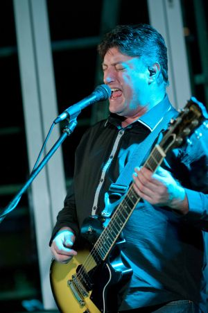 Mark Thompson playing with Take Note, Auckland, New Zealand #4