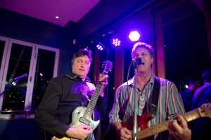 Jason Smith and Mark Thompson playing with Take Note, Auckland, New Zealand #7
