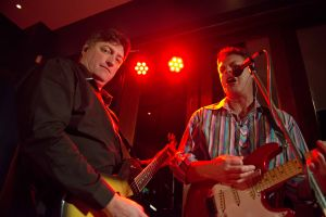 Jason Smith and Mark Thompson playing with Take Note, Auckland, New Zealand #9