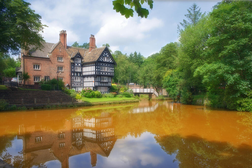 Packet House,Bridgewater Canal, Worsley